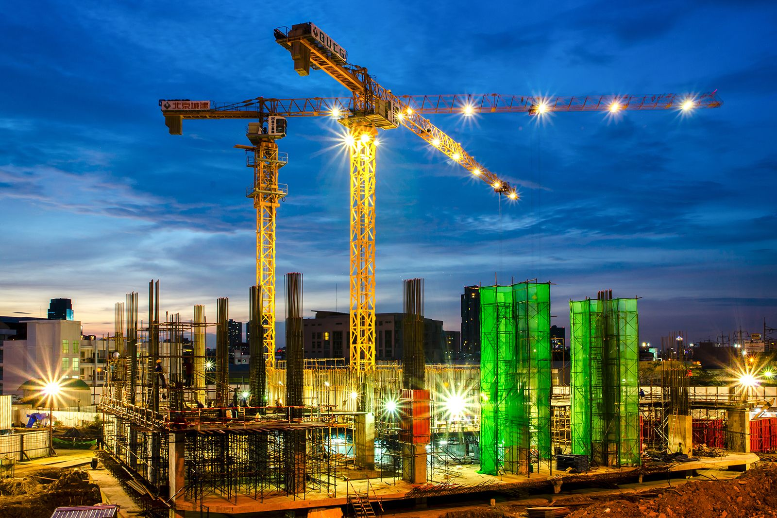 What Should You Expect From a Construction Company?